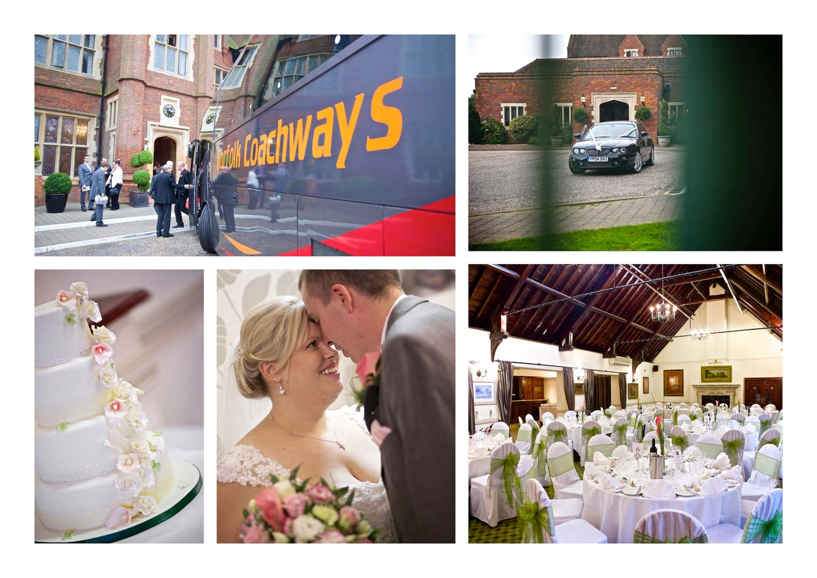 Dunston-Hall Norwich Wedding Venue