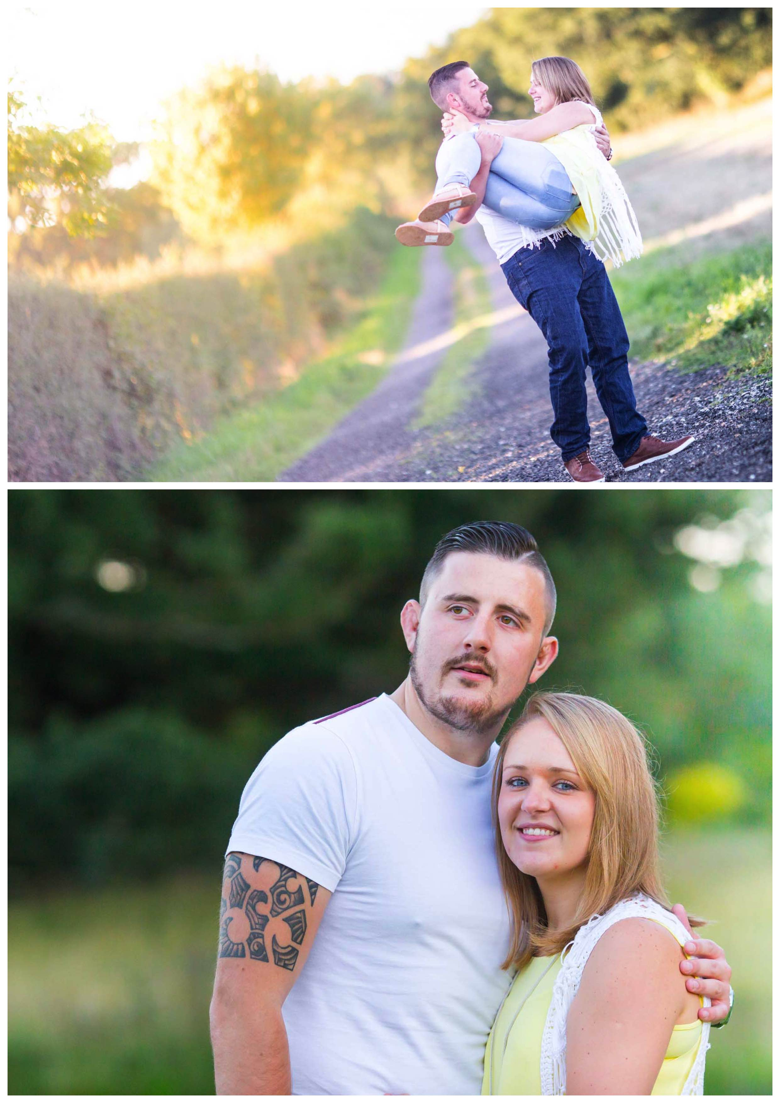Amanda Lewi Engagement Shoot