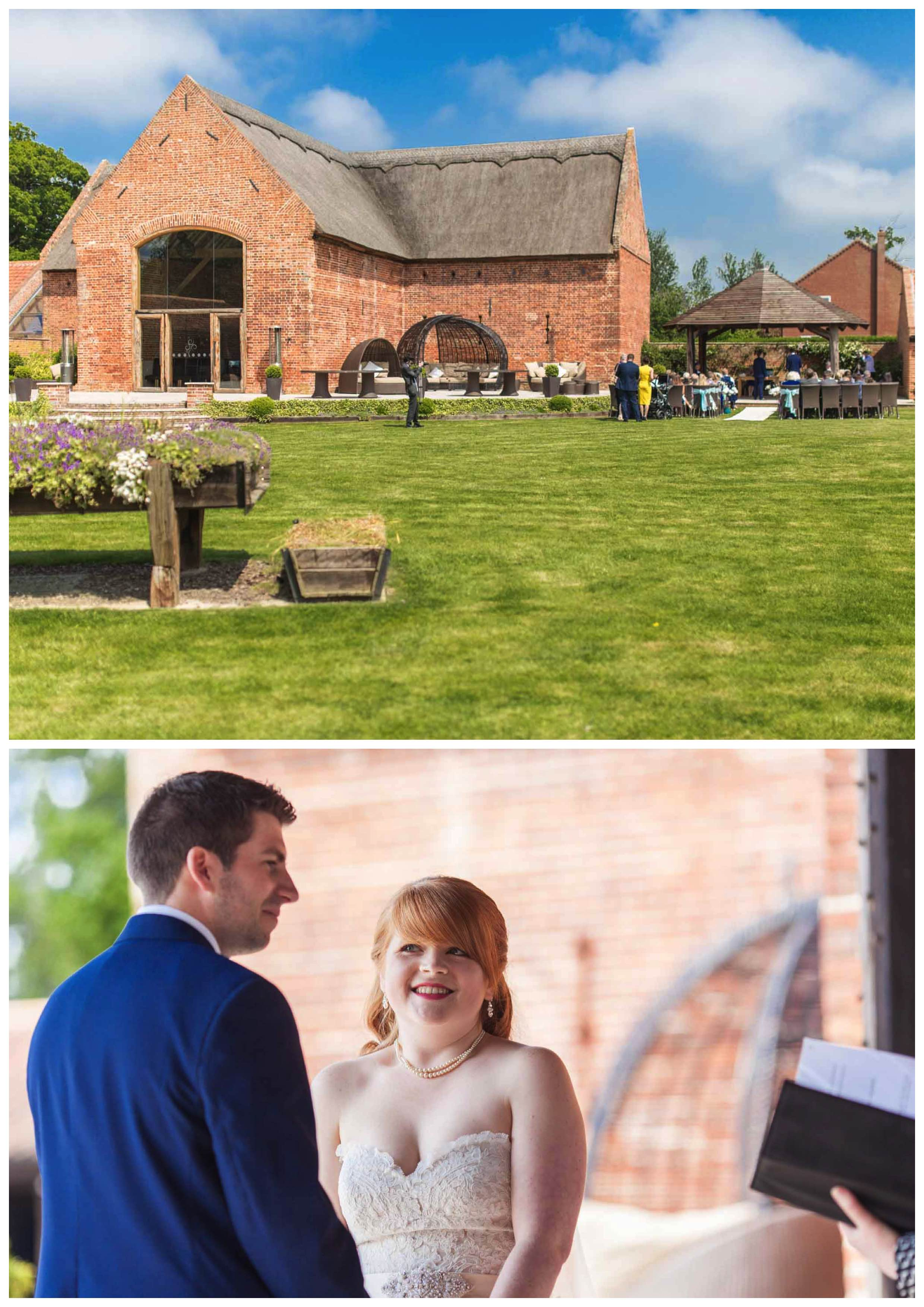Southwood Hall Wedding 1